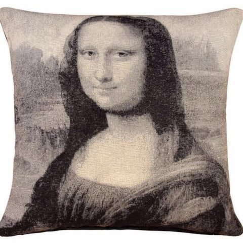 Mona Lisa Cushion Covers 18'' x 18''