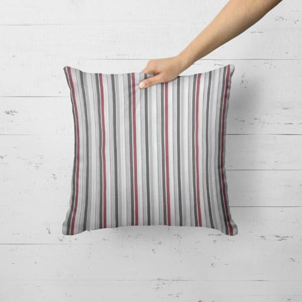 "Laura Pink Cushion Covers 18"" x 18"" - Ideal Textiles"