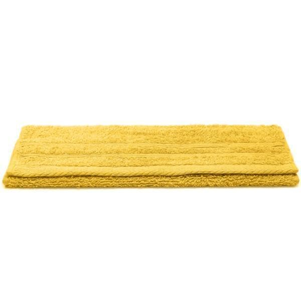 Ideal Textiles Towels Face Cloth Crieff 100% Cotton 580gsm Towels Honey Yellow