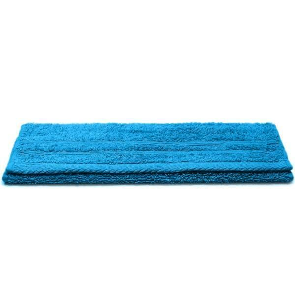 Crieff 100% Cotton 580gsm Towels Kingfisher Blue