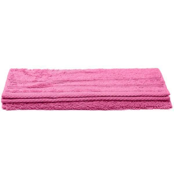 Ideal Textiles Towels Guest Towel Crieff 100% Cotton 580gsm Towels Candy Pink