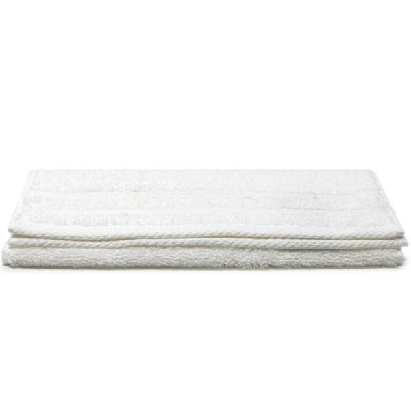 Crieff 100% Cotton 580gsm Towels White - Ideal Textiles