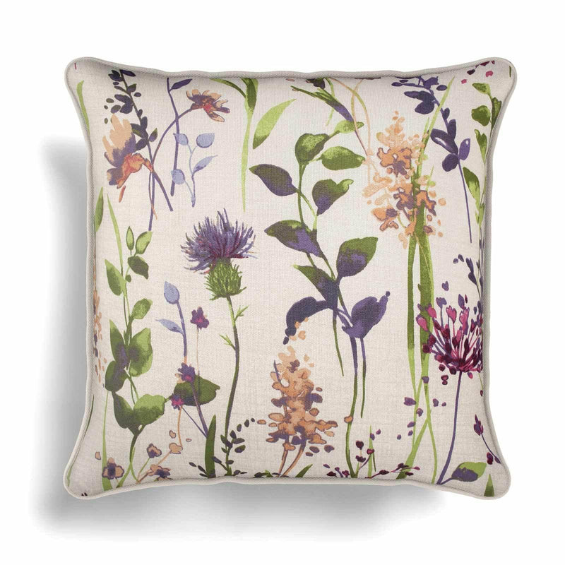 """Cotswold Cushion Cover Luxury Jacquard Faux Silk Cushion Covers 18/"""" /& 18/"""""""