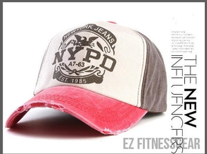 Baseball Cap *SUMMER COLLECTION*-All you want shop-red and coffer-56to61cm-EZ Fitness Gear