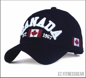 Canada Baseball Caps *LIMITED STOCK*,  - EZ Fitness Gear