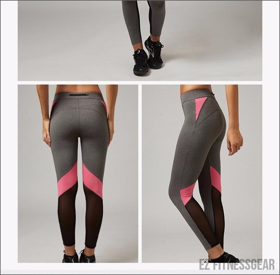 HOT SELLING - Women's Yoga pants - AMAZING leggings-EZ Fitness Gear-Green-L-EZ Fitness Gear