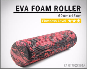 MUST HAVE Massage Roller to relax those painful muscles,  - EZ Fitness Gear