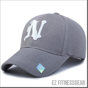 New Baseball Cap - Letter N,  - EZ Fitness Gear