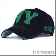 New fashion baseball Cap - NY HAT,  - EZ Fitness Gear