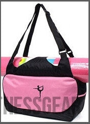 *NO YOGA MAT* - Yoga Bag to carry all fitness essentials,  - EZ Fitness Gear
