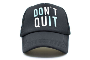 Fitness cap motivational hat gym cap