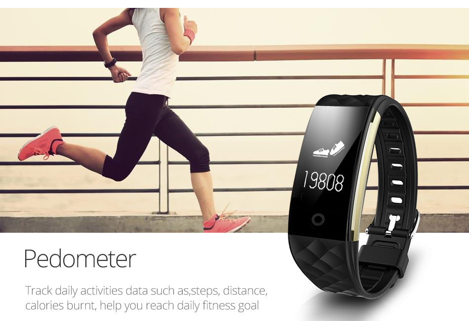 fitbit fitband smart watch for fitness lovers