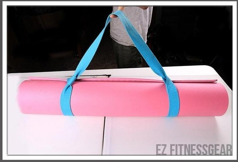 Shoulder belt to carry yoga mat *HOT PRODUCT*,  - EZ Fitness Gear
