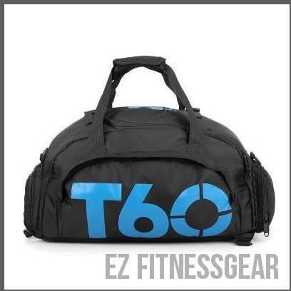 Top quality multi-purpose sports bag with shoes storage,  - EZ Fitness Gear