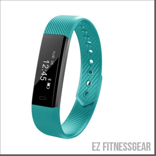 Waterproof wristband to track your fitness level *BUY NOW*-EZ Fitness Gear-Green-EZ Fitness Gear