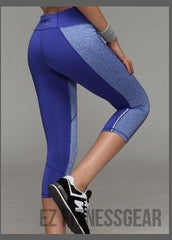 Women's workout leggings - Capri, pants - EZ Fitness Gear