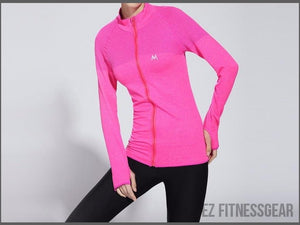 Women's long sleeve gym and fitness shirt,  - EZ Fitness Gear