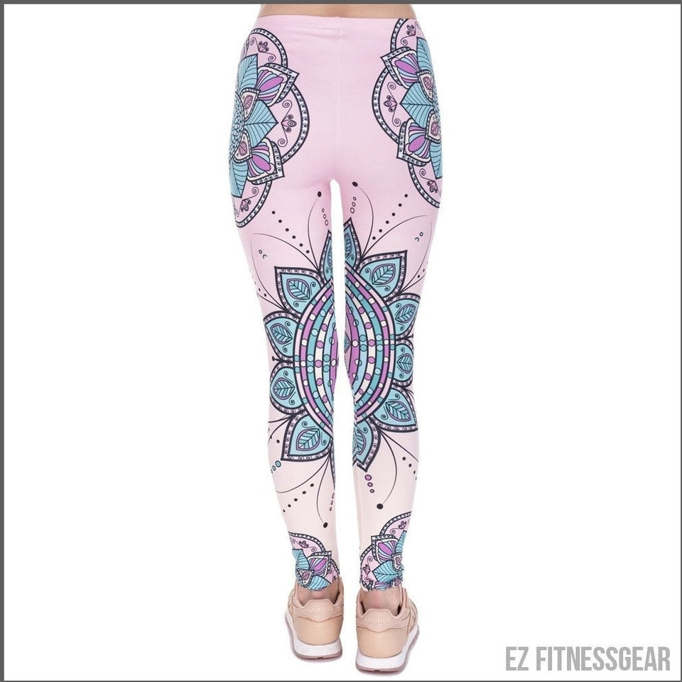 Yoga pants for women - Barbie Pink,  - EZ Fitness Gear