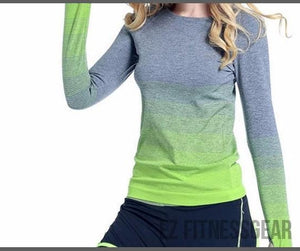 Women's quick dry shirt for gym and fitness,  - EZ Fitness Gear