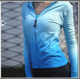 Women's sports and fitness top long sleeve *Great Design*,  - EZ Fitness Gear
