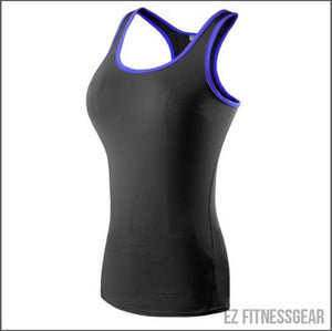 Women's sports vest - Gym and Yoga *LIMITED STOCK*,  - EZ Fitness Gear