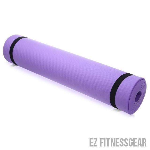 Yoga Mat for beginners *MUST HAVE*,  - EZ Fitness Gear