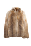 Golden Island Fox Jacket