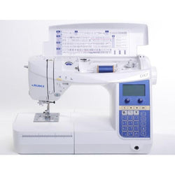 Juki HZL-DX7 Sewing Machine
