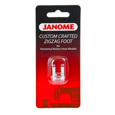Janome Custom Crafted Zig-Zag Foot