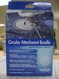 Brother SACIRC1 Circular Attachment Bundle