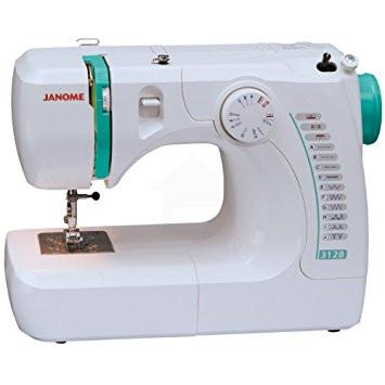 Janome 3128 Light-Weight Sewing Machine