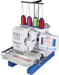 Janome MB-4S 4 Needle Embroidery Machine