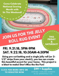 The Jelly Roll Event-Oakland Gardens