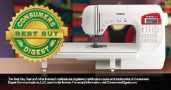 Brother Simplicity SB3129 Sewing & Quilting Machine