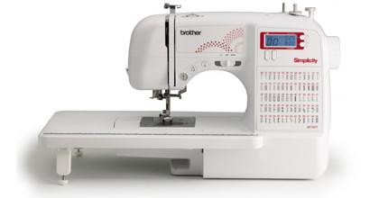 Brother Simplicity SB700T Sewing & Quilting Machine
