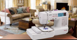 Brother Simplicity SB7500 Sewing & Embroidery Machine