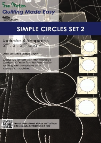 Simple Circles 4pc Set