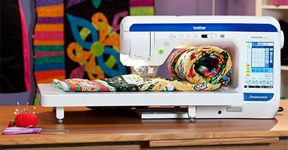 Brother DreamWeaver Innov-is VQ3000 Quilting & Sewing Machine