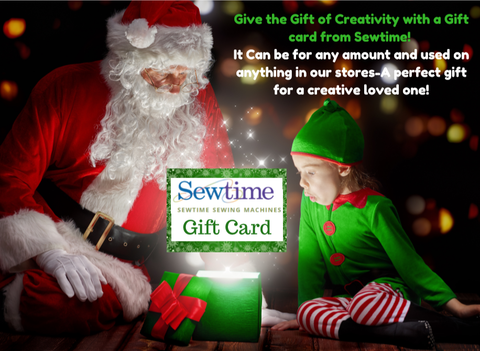 Sewtime Gift Card