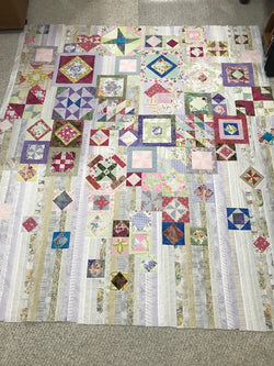 QUILTING 101 - The Gypsy Wife's Quilt