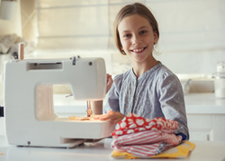 Kids Sewing Camp-Age 9+