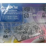 Brother ScanNCut Acrylic Stamp Block Set