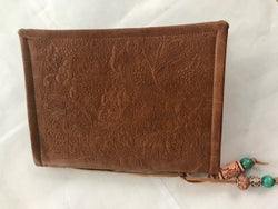 """LEATHER-LOOK"" JOURNAL COVER"