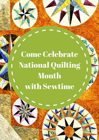Free Quilting Event to Celebrate National Quilting Month