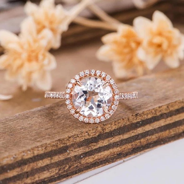 Valentine's Day Offer on Moissanite Rings: Best gift for your partner