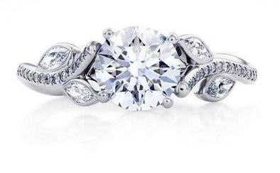 How to Tell the Difference from Moissanite and Diamond?