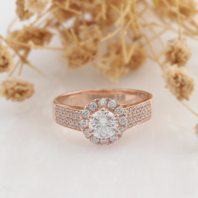 Best Moissanite Engagement Rings for 2020