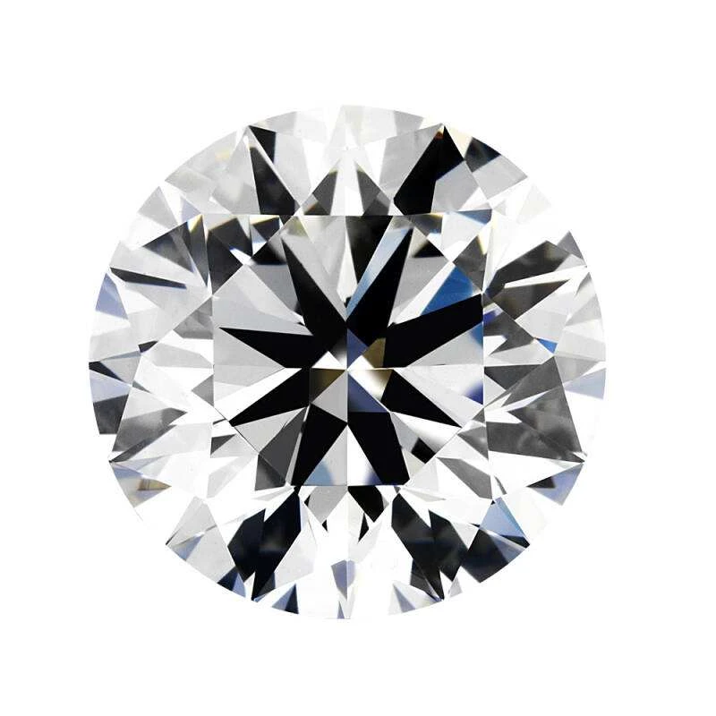 Side Stone For Customer-R0384-MS1.5CT-Round Cut - Esdomera Moissanite Loose Stone
