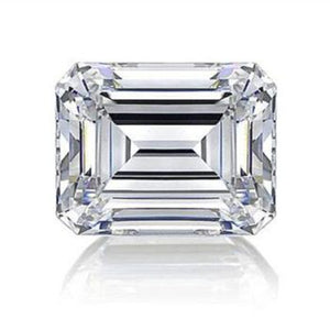 Emerald Cut - Esdomera Moissanite Loose Stone