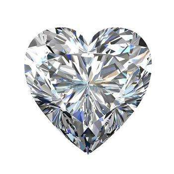 Heart Cut - Esdomera Moissanite Loose Stone